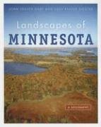 Landscapes of Minnesota: A Geography 9780873515917