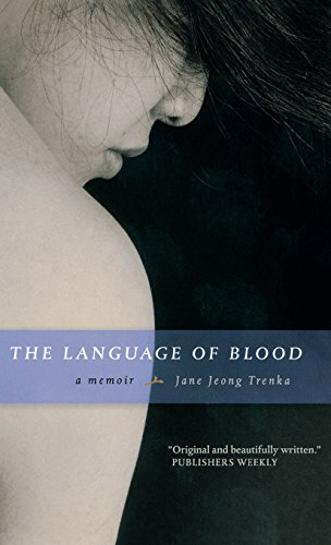 Language of Blood: A Memoir 9780873514668