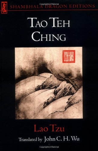 Lao Tzu: Tao Te Ching 9780877733881
