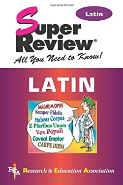 Latin Super Review (Rea) 9780878913817