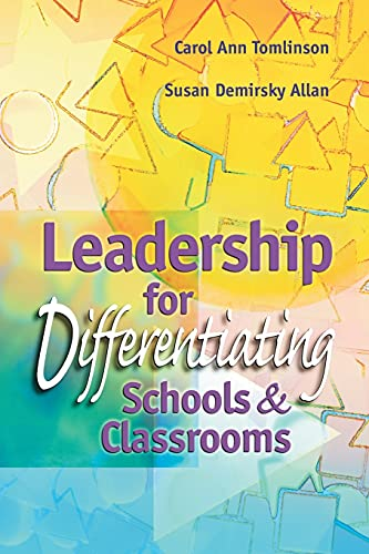 Leadership for Differentiating Schools & Classrooms 9780871205025