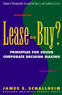 Lease or Buy? 9780875845586
