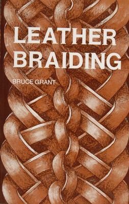 Leather Braiding 9780870330391