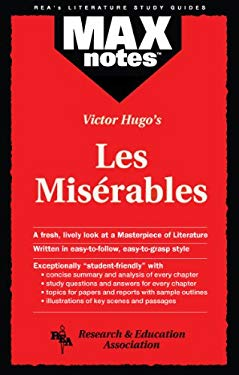 Les Miserables (Maxnotes Literature Guides) 9780878919512
