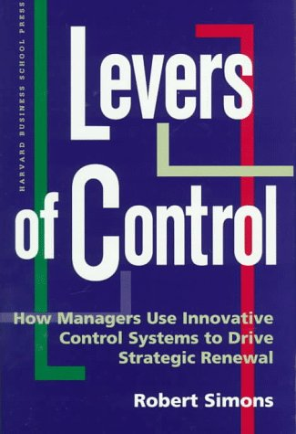 Levers of Control 9780875845593