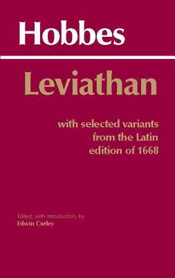 Leviathan: With Selected Variants from the Latin Edition of 1668 9780872201774