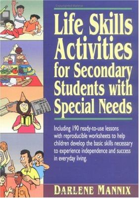 Life Skills Activities for Secondary Students with Special Needs 9780876285411