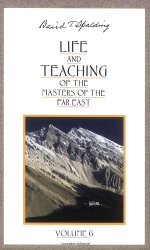 Life & Teaching of the Masters of the Far East 9780875166988