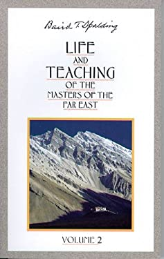 Life and Teaching of the Masters of the Far East 9780875163642