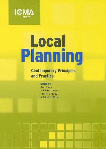 Local Planning: Contemporary Principles and Practice 9780873261487