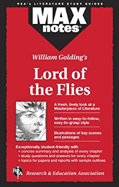 Lord of the Flies (Maxnotes Literature Guides) (Rea) 9780878917549