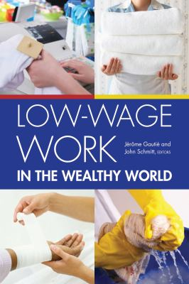 Low-Wage Work in the Wealthy World 9780871540614