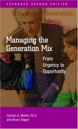 Managing the Generation Mix: From Urgency to Opportunity 9780874259414