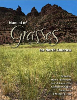 Manual of Grasses for North America 9780874216868