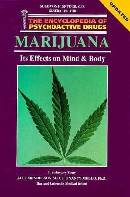 a review of the literature on marijuana literature review the legalisation of marijuana has long been a debated subject, and not only in australia but all around the world people's views in this area.