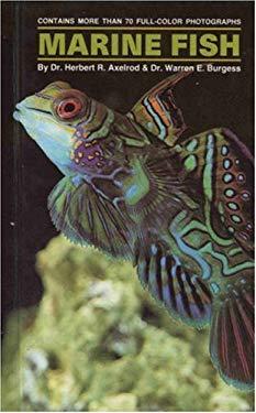 Marine Fishes(oop) 9780876665138