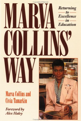 Marva Collins' Way: Updated 9780874775723