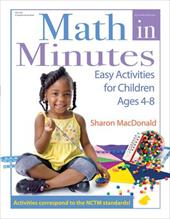 Math in Minutes: Easy Activities for Children Ages 4-8 3891291