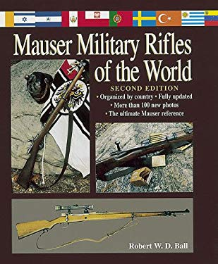 Mauser Military Rifles of the World 9780873418287