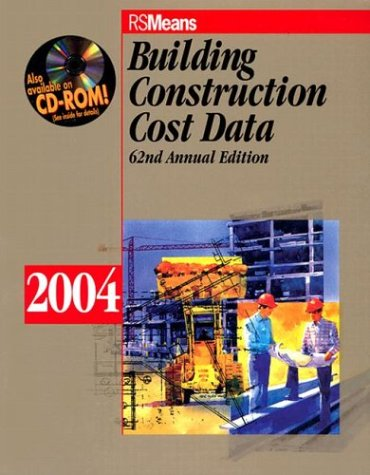 Means Building Construction Cost Data 9780876297056