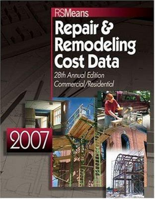 Means Repair & Remodeling Cost Data 9780876298688