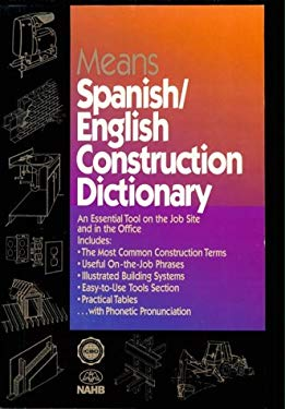 Means Spanish English Construction Dictionary 9780876295786