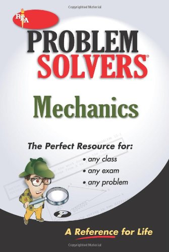 Mechanics: Statics & Dynamics Problem Solver 9780878915194