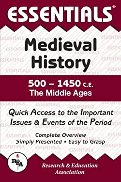 Medieval History: 500 to 1450 Ce 9780878917051