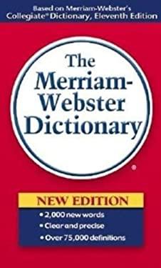 Merriam Webster Dictionary 9780877799313