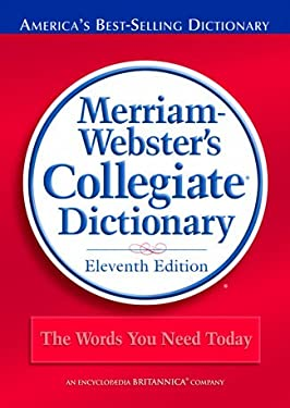 Merriam-Webster's Collegiate Dictionary 9780877798071