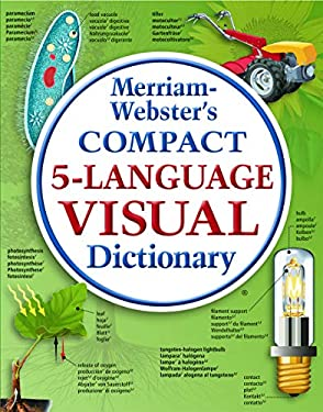 Merriam-Webster's Compact 5-Language Visual Dictionary 9780877792918