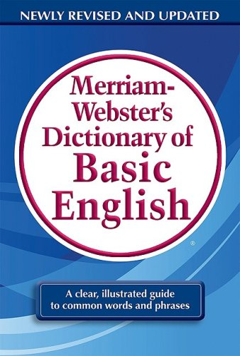 Merriam-Webster's Dictionary of Basic English 9780877797319