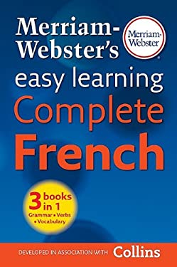 Merriam-Webster's Easy Learning Complete French 9780877795667