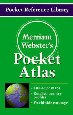 Merriam-Webster's Pocket Atlas 9780877795155