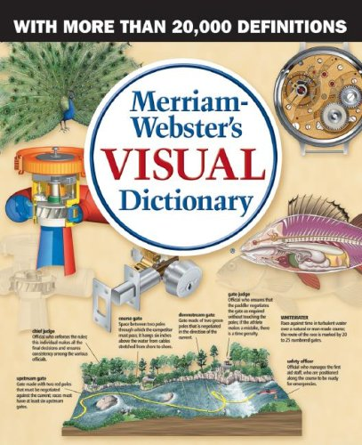 Merriam-Webster's Visual Dictionary 9780877790518