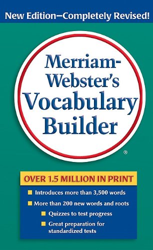 Merriam-Webster's Vocabulary Builder 9780877798552