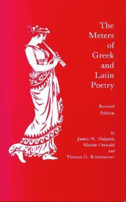 Meters of Greek and Latin Poetry 9780872202436
