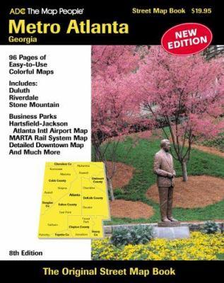 Metro Atlanta, GA: Includes: Duluth, Riverdale, Stone Mountain 9780875306858