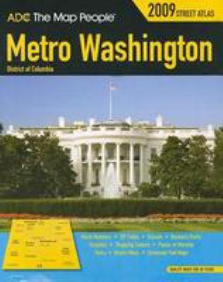 Metro Washington, D.C. 9780875309163