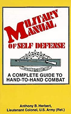 Military Manual of Self Defense 9780870529771