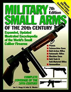Military Small Arms of the 20th Century 9780873418249