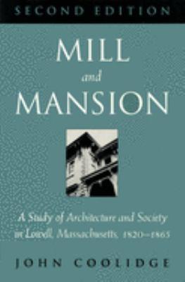 Mill & Mansion 9780870238192