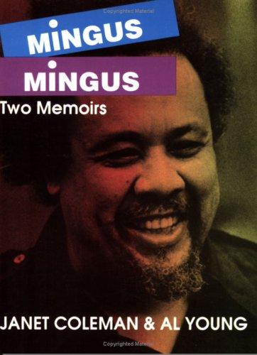 Mingus/Mingus: Two Memoirs 9780879101497