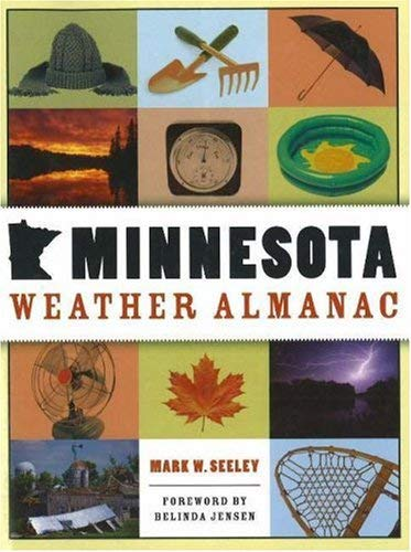 Minnesota Weather Almanac 9780873515542