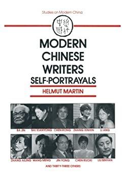 Modern Chinese Writers: Self-Portrayals 9780873328173