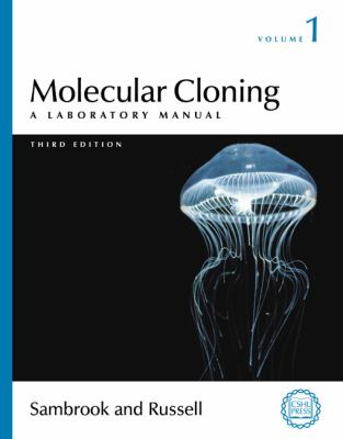 Molecular Cloning: A Laboratory Manual 9780879695774