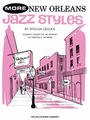 More New Orleans Jazz Styles 9780877180852