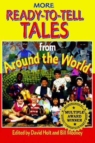 More Ready-To-Tell Tales: From Around the World 9780874835830