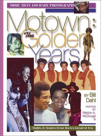 Motown: The Golden Years 9780873492867