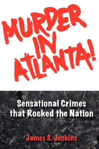 Murder in Atlanta 9780877973270
